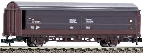 Fleischmann 533706 - Sliding wall wagon Hbis, ÖBB