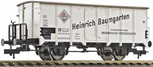 Fleischmann 534603 - Refrigerator car w/brakemans cab Heinrich Baumgarten