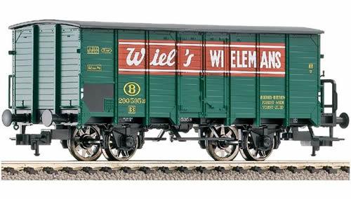 Fleischmann 534803 - 2-axle Beer Car Wiels Wielemans