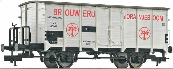 Fleischmann 534804 - Beer Wagon BROUWERIJ ORANJEBOOM