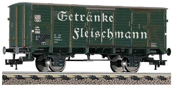 Fleischmann 535204 - German Box Car