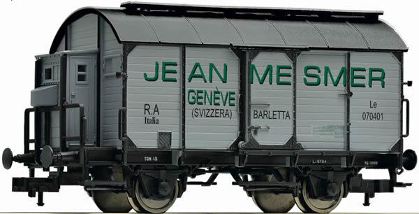 Fleischmann 545513 - Wine Tank Car JEAN MESMER