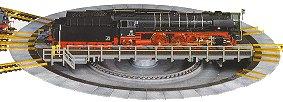 Fleischmann 6052 - TURNTABLE EL.