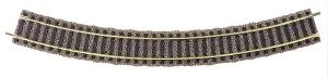 Fleischmann 6125 - Whole curved track  R2 36°