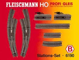 Fleischmann 6190 - STATION-SET