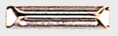 Fleischmann 6436 - Pack of 20 Metal Rail Joiners