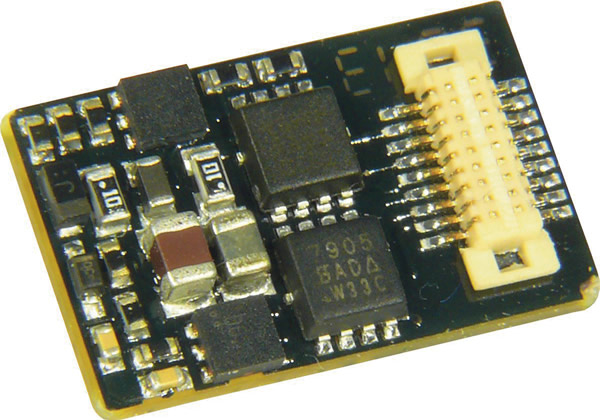 Fleischmann 685101 - Decoder N, NEXT18  (direct connect)