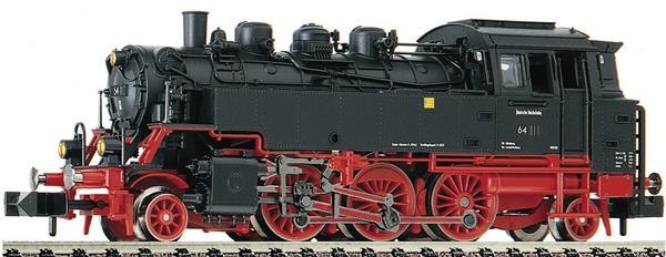 Fleischmann 706183 - German Steam locomotive BR 64 of the DR