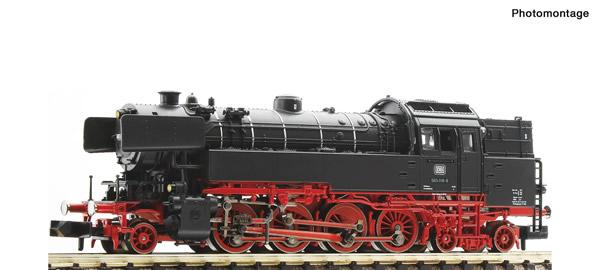 Fleischmann 706573 - German Steam locomotive class 065 of the DB (Sound)