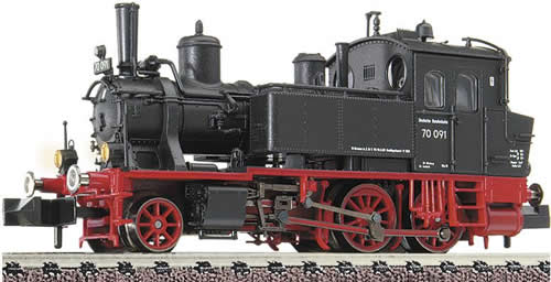 Fleischmann 707000 - Steam Locomotive BR 70 125yr Anniversary