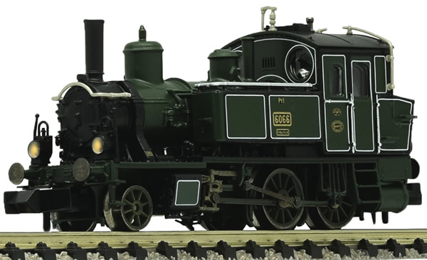 Fleischmann 707085 - German Steam locomotive series Pt 2/3 of the K.Bay.Sts.B