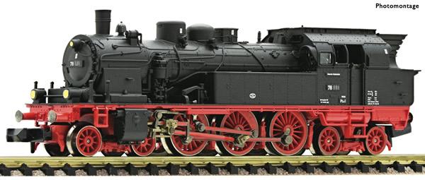 Fleischmann 707584 - German Steam locomotive class 78 of the DB