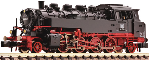 Fleischmann 708603 - German Steam Locomotive Class 86 of the DB