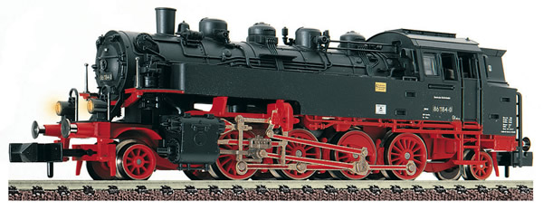 Fleischmann 708703 - German Steam Locomotive Class 86 of the DR