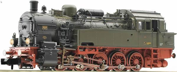 Fleischmann 709403 - German Steam Locomotive Class T16 of the KPEV