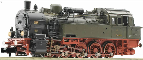 Fleischmann 709483 - German Steam Locomotive Class T16 of the KPEV (Digital)