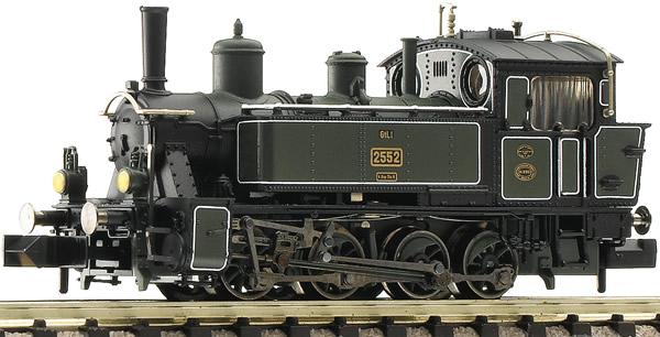 Fleischmann 709903 - German Steam Locomotive series GtL 4/4 of the K.Bay.Sts.B