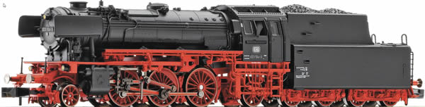 Fleischmann 712304 - German Steam Locomotive BR 23 of the DB
