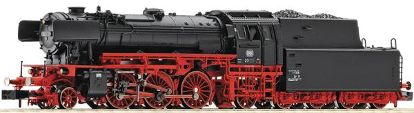 Fleischmann 712305 - German Steam locomotive BR 23 of the DB