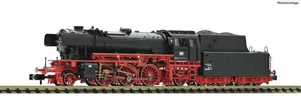 Fleischmann 712376 - German Steam locomotive class 023 of the DB (Sound)