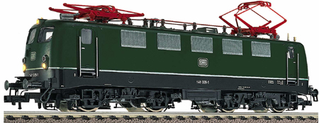Fleischmann 71326 Dic Loco 1326 With Sound Db A
