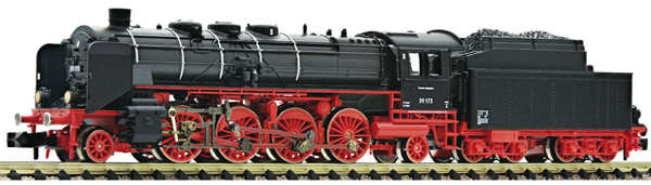 Fleischmann 713901 - German Steam Locomotive series 39.0-2 of the DB