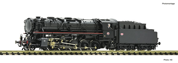 Fleischmann 714407 - French Steam locomotive 150 X of the SNCF