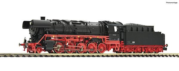 Fleischmann 714476 - German Steam locomotive class 44 1281-3 of the DR (Sound)