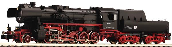 Fleischmann 715214 - German Steam locomotive BR 52 of the DR