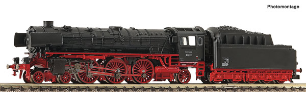 Fleischmann 716975 - German Steam locomotive class 01 1056 of the DB (Sound)