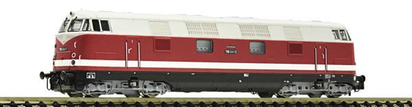 Fleischmann 721401 - German Diesel locomotive class 118 of the DR