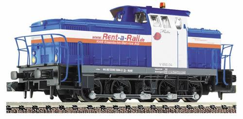 Fleischmann 722008 - Diesel Locomotive V60 Rent-A-Rail