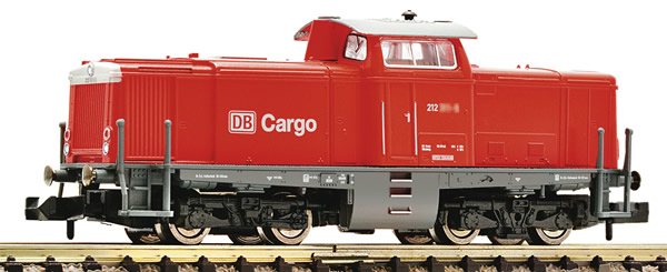 Fleischmann 723088 - German Diesel Locomotive Class 212 of the DB AG
