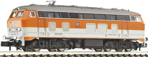 Fleischmann 723682 - Diesel Locomotive BR 218 CityB.DCC