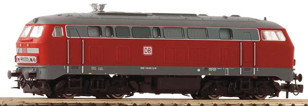 Fleischmann 724218 - German Diesel locomotive class   218, DB AG