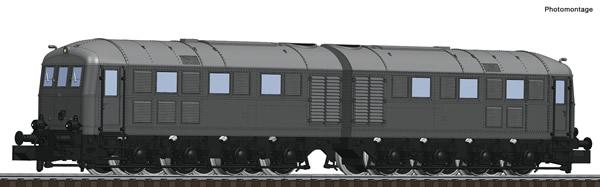 Fleischmann 725171 - German Diesel Electric Double Locomotive D 311 of  the DWM (Sound)