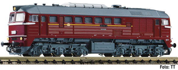 Fleischmann 725279 - German Diesel Locomotive Class 120 of the DR (Sound)