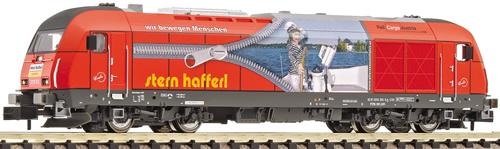 Fleischmann 726008 - Diesel Locomotive Rh2016 St&H w/interface