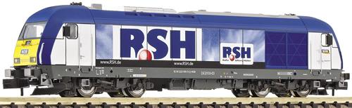 Fleischmann 726009 - Diesel Locomotive 2000-03 der NOB RSH w/int