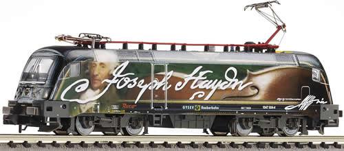 Fleischmann 731173 - Electric Locomotive Rh 1047.5 w. Sound