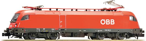 Fleischmann 731182 - Austrian Electric Locomotive Rh 1116 of the ÖBB (Sound)