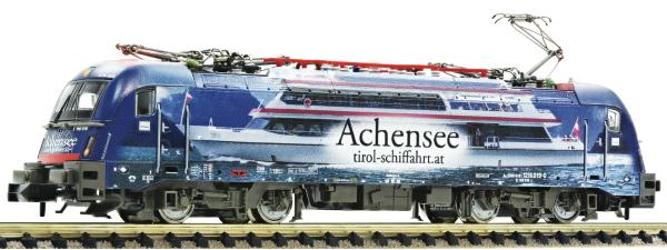 Fleischmann 731297 - Austrian Electric Locomotive Rh1216 019-0 Achenseeschiffahrt (Sound)