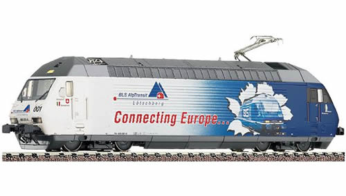 Fleischmann 731305 - Electric Locomotive Re 465 der BLS  BLS AlpTransi