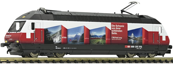 Fleischmann 731316 - Swiss Electric Locomotive Re 460 048-2 RailAway of the SBB
