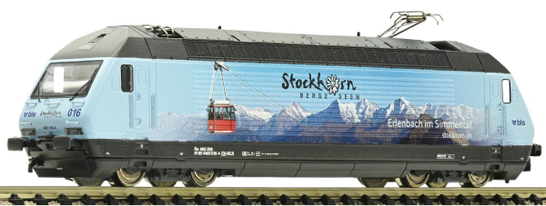 Fleischmann 731318 - Swiss Electric Locomotive Re 465 016 of the BLS