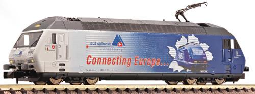 Fleischmann 731375 - Electric Locomotive Re 465 der BLS , DCC+Sound