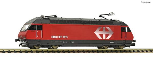 Fleischmann 731472 - Swiss Electric locomotive Re 460 068-0 of the SBB (Sound)