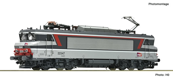 Fleischmann 732136 - French Electric locomotive BB 22347 of the SNCF
