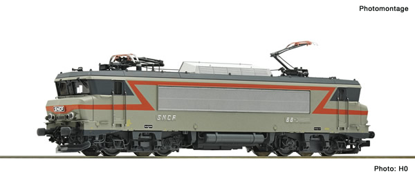 Fleischmann 732205 - French Electric locomotive BB 7200 of the SNCF (Sound)