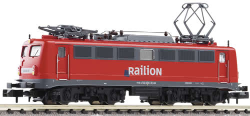 Fleischmann 732501 - Electric-Locomotive BR 140 Railion
